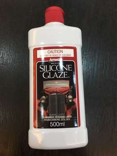 Silicone Glaze Car Polish