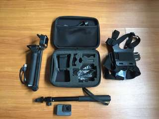 GoPro Hero 5 (used twice only)