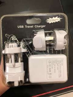 BN 4 USB Ports Travel Charger