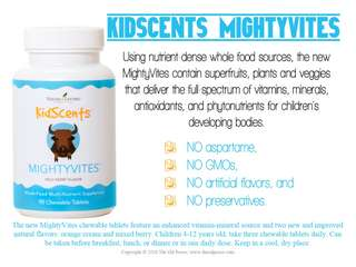 [PO-US] KidScents MightyVites Chewable Tablets