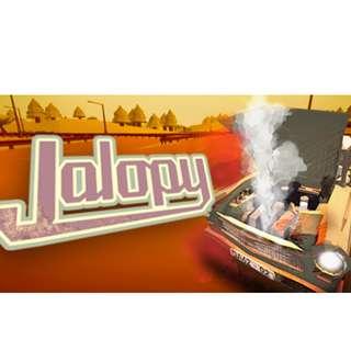 Jalopy (Normal Price S$15.00)