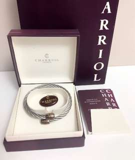 Authentic CHARRIOL BANGLE