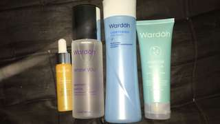 Take All 190rb Face Care Wardah