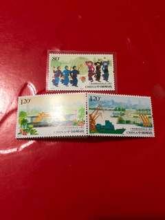 中國郵票2008-26