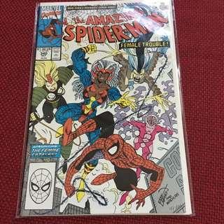 Amazing Spider-Man 340