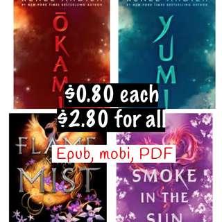 (ebook) Flame in the mist series by Renee Ahdieh