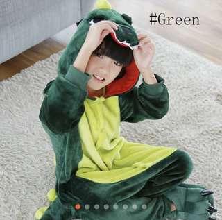 Crocodile Onesie Pyjamas
