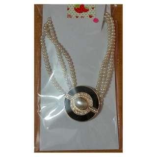 全新珠寶款式頸鏈