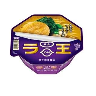 日清 海鮮豬骨醬油味杯麵