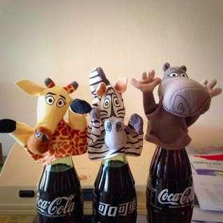 Madagascar's fingers puppet