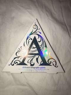Alchemist holographic palette
