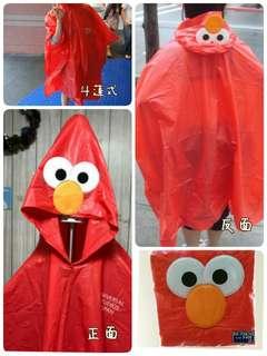 🚚 🎈拆外包裝未使用新品🎈日本環球影城 Elom兒童雨衣