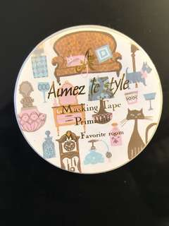 Aimez le style 紙膠帶 Masking Tape - My Favorite Room