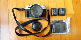 Fujifilm x-t10 with super ebc xc 16-50mm lens.