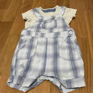 Mothercare Romper set