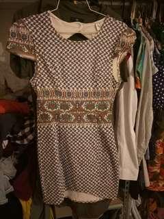 Clubbing mini dress