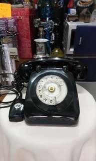 懷舊轉盤電話(1976年)