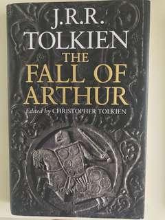 The Fall of Arthur J R R Tolkien