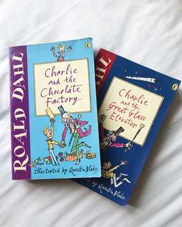 Charlie and the Chocolate Factory Book Set