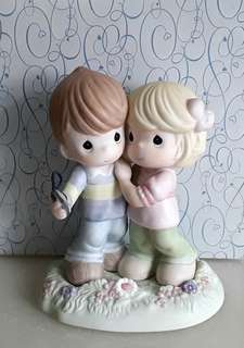 Precious Moments Figurines - You Capture My Heart