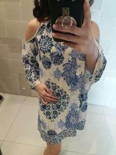 Dress / Atasan Panjang / Long Blouse