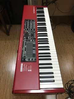 For Rental: Nord Electro 5HP 73 keys weighted keyboard