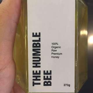 100% Organic Raw Premium Honey