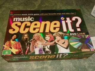 Music Scene It DVD game