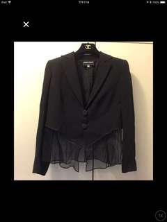 Giorgio Armani black blazer