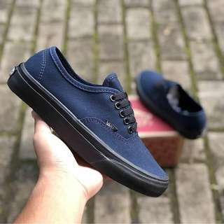 Vans authentic new murah