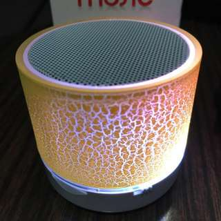 Bluetooth Speaker LED 藍芽喇叭