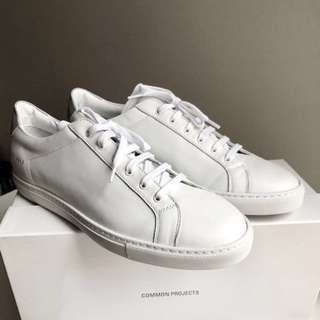 *NEW* Common Projects Original Achilles Leather Sneakers EUR 41