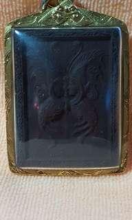 Kruba Krissana Butterfly Amulet BE2549