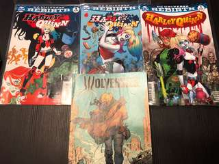 Harley Quinn DC Universe Comics