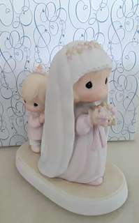 Precious Moments Figurines - God Bless The Bride