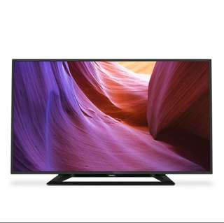 "Philips 32"" SLIM LED TV (32PHT5100/98)"