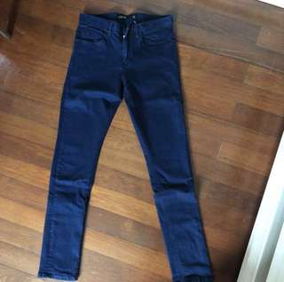 Jeans cotton on skinny straight