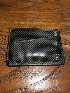 aramid carbon 'card holder'
