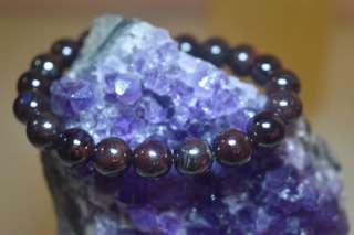 舒俱来水晶手串 Sugilite Bracelet (9.5mm)