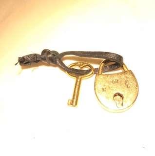 Ralph Lauren 可使用亦可作掛飾鎖