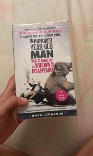 The 100 Year Old Man Who Climbed Out of The Window and Disappeared - Jonas Jonasson