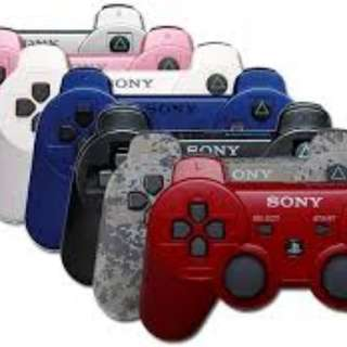 [READ DESCRIPTION] BUY ONLY: Faulty PS3 Wireless Dualshock 3 Controllers