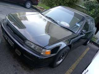 Honda Accord SM4 H22A Big Vtec