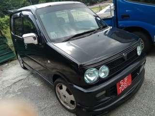 Produa Kenari  manual 1.0 2008 RM4,700