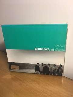 Shinhwa 神話 #5 [Perfect Man]