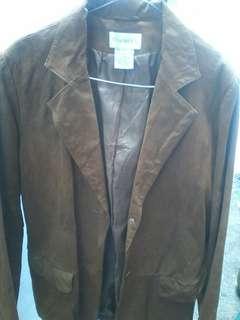 Jaket Kulit 100% kulit
