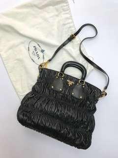Prada Gaufre Bag