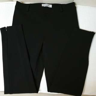 VALENTINO Black Pants