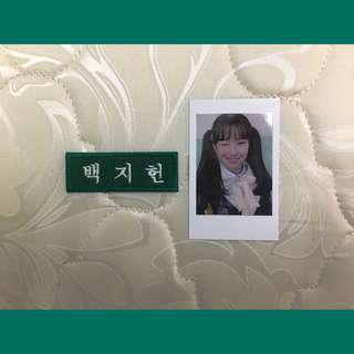 [Set] fromis_9 jiheon photocard