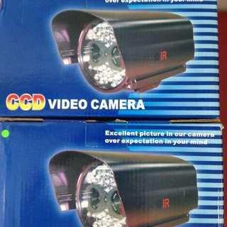 CCTV Video Camera (CCD)